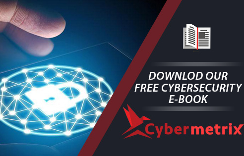 Cybermetrix ad - Cybersecurity blog