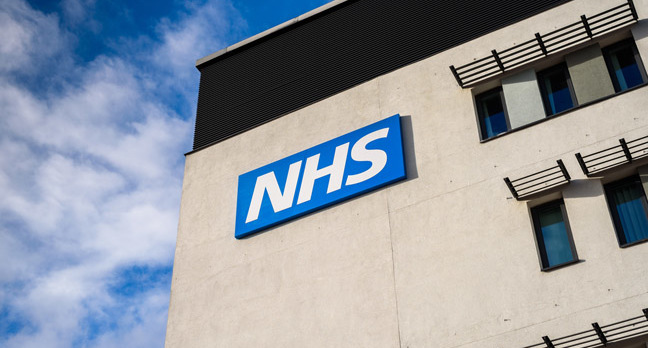 nhs hosptial photo by marbury via shutterstock - Why the NHS Ransomware Attack Worked